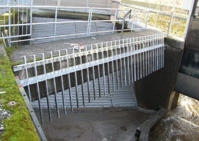 Wasserkraft Vorrechenanlage