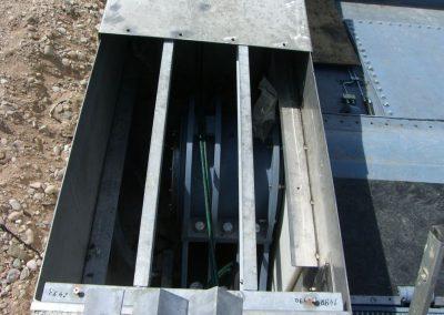 Wasserkraft Edelstahlverblechung